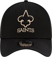 New Era Men's New Orleans Saints Sideline 2021 Road 39Thirty Black Stretch Fit Hat product image