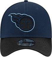 New Era Men's Tennessee Titans Sideline 2021 Road 39Thirty Navy Stretch Fit Hat product image