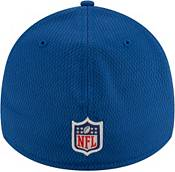 New Era Men's Indianapolis Colts Sideline 2021 Road 39Thirty Blue Stretch Fit Hat product image