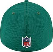 New Era Men's New York Jets Sideline 2021 Road 39Thirty Green Stretch Fit Hat product image