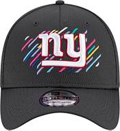 New Era Men's New York Giants Crucial Catch 39Thirty Grey Stretch Fit Hat product image