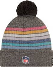 New Era Women's Pittsburgh Steelers Crucial Catch Grey Knit product image