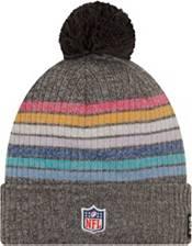 New Era Women's Seattle Seahawks Crucial Catch Grey Knit product image