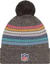 New Era Women's Washington Football Team Crucial Catch Grey Knit product image