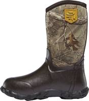 LaCrosse Kids' Lil' Alpha Lite Realtree Xtra 5.0mm Rubber Hunting Boots product image