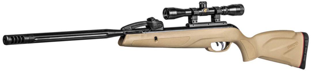 Gamo Desert Swarm Maxxim  177 Cal  Air Rifle Package