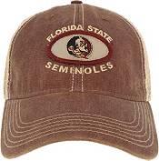 League-Legacy Men's Florida State Seminoles Garnet Old Favorite Adjustable Trucker Hat product image