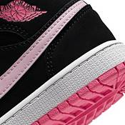 Jordan Kids' Preschool Jordan 1 Mid Basketball Shoes product image