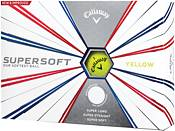 Callaway 2019 Supersoft Yellow Golf Balls product image