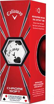 Callaway 2019 Chrome Soft Truvis Suits Golf Balls product image