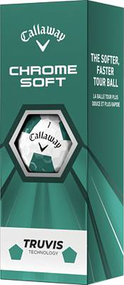 Callaway 2020 Chrome Soft Truvis Green Golf Balls – Sports Matter Special Edition product image