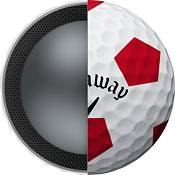 Callaway 2018 Chrome Soft X Truvis Red Golf Balls product image