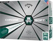 Callaway 2018 Chrome Soft X Truvis Green Golf Balls – Sports Matter Special Edition product image