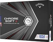 Callaway 2020 Chrome Soft X Triple Track Golf Balls product image