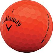 Callaway 2020 Superhot BOLD Red Personalized Golf Balls – 15 Pack product image