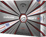 Callaway 2018 Chrome Soft X Triple Track Golf Balls product image