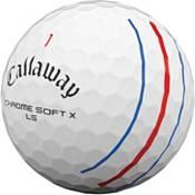Callaway Chrome Soft X LS Triple Track Golf Balls product image