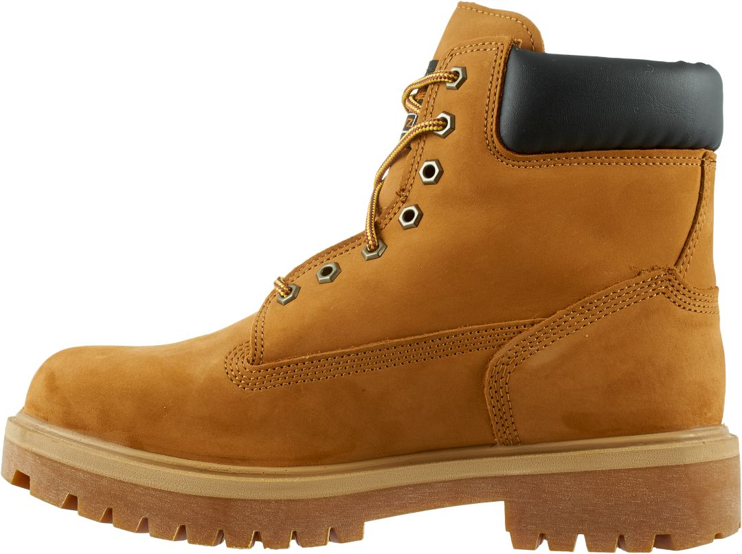 31e29919085 Timberland PRO Men's Direct Attach 6'' Waterproof 200g Steel Toe EH Work  Boots
