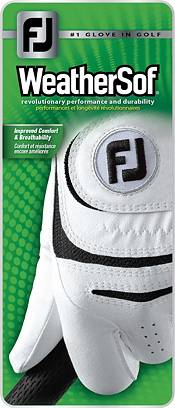 FootJoy WeatherSof Golf Glove product image