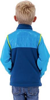 Obermeyer Boys' Indy Full Zip Fleece Vest product image