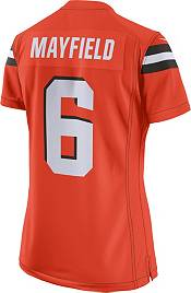 Nike Women's Alternate Game Jersey Cleveland Browns Baker Mayfield #6 product image