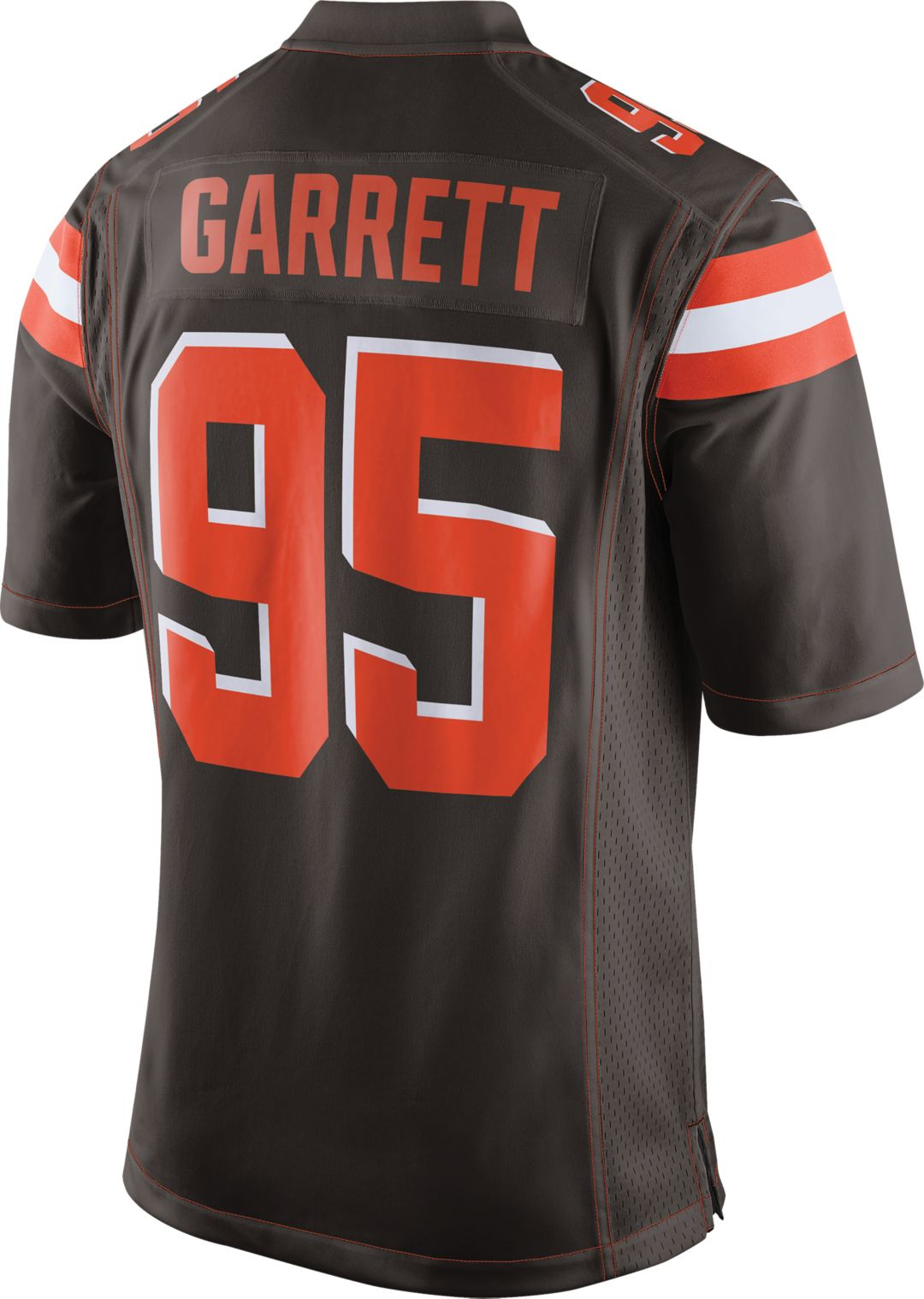best sneakers 7e0c8 23ac9 Nike Men's Home Game Jersey Cleveland Browns Myles Garrett #95
