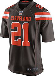 huge discount 72291 1e01b Denzel Ward Nike Men's Cleveland Browns Home Game Jersey