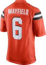 Nike Men's Alternate Game Jersey Cleveland Browns Baker Mayfield #6 product image