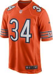 Nike Men's Chicago Bears Walter Payton #34 Alternate Orange Game Jersey product image