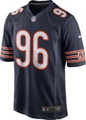 Nike Men's Chicago Bears Akiem Hicks #96 Navy Game Jersey product image