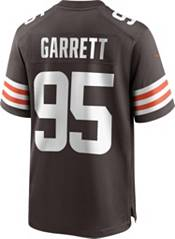 Nike Men's Cleveland Browns Myles Garrett #95 Home Brown Game Jersey product image