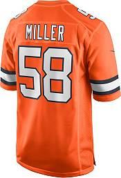 Nike Men's Denver Broncos Von Miller #58 Color Rush Game Jersey product image