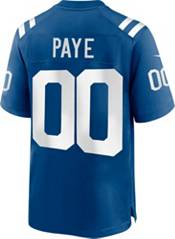 Nike Men's Indianapolis Colts Kwity Paye Blue Game Jersey product image