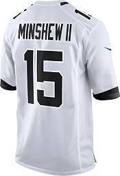 Nike Men's Jacksonville Jaguars Gardner Minshew II #15 White Game Jersey product image