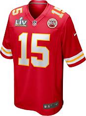 Nike Men's Kansas City Chiefs Patrick Mahomes #15 Super Bowl LV Bound Game Jersey product image