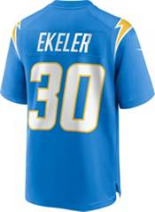 Nike Men's Los Angeles Chargers Austin Ekeler #30 Blue Game Jersey product image