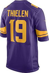 Nike Men's Minnesota Vikings Adam Thielen #19 Purple Game Jersey product image