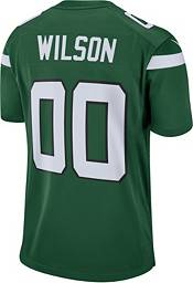 Nike Men's New York Jets Zach Wilson Green Game Jersey product image