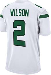 Nike Men's New York Jets Zach Wilson #2 White Game Jersey product image