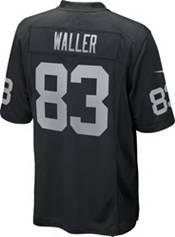 Nike Men's Las Vegas Raiders Darren Waller #83 Black Game Jersey product image