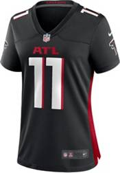 Nike Women's Atlanta Falcons Julio Jones #11 Black Game Jersey product image