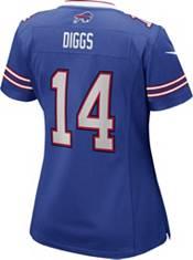 Nike Women's Buffalo Bills Stefon Diggs #14 Royal Game Jersey product image