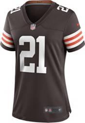 denzel ward browns jersey