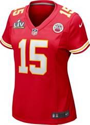 Nike Women's Kansas City Chiefs Patrick Mahomes #15 Super Bowl LV Bound Game Jersey product image
