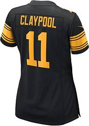 Nike Women's Pittsburgh Steelers Chase Claypool #11 Alternate Game Jersey product image