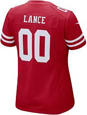Nike Women's San Francisco 49ers Trey Lance Red Game Jersey product image