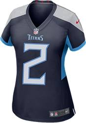 Nike Women's Tennessee Titans Julio Jones #2 Navy Game Jersey product image