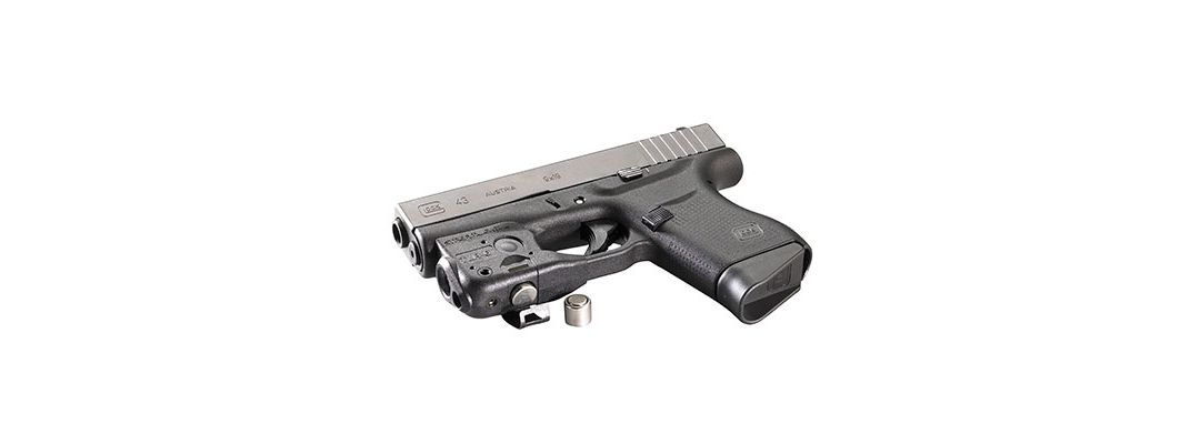 Streamlight TLR-6 Subcompact Tactical Gun Light - GLOCK 26/27/33