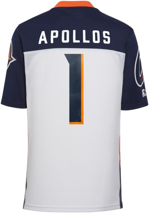 7b737bc7855 Starter Men's Orlando Apollos Gen 1 White Jersey | DICK'S Sporting Goods