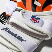 Franklin Cincinnati Bengals Youth Receiver Gloves product image